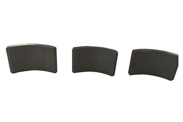 Ferrite magnet for Wiper Motors