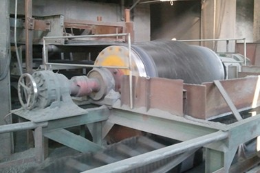 Dry permanent magnetic separator for lump ore(CTDG series )