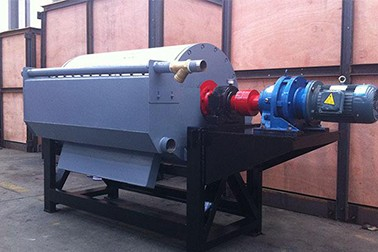 SCTS Series Quartz sand deironing magnetic separator(pre-separation)