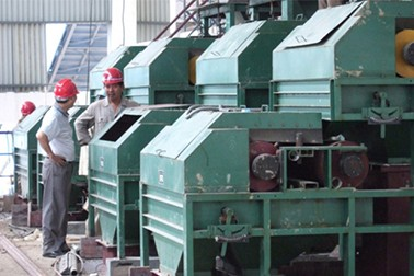 Roll type high intensity permanent magnetic separator(YCG series )